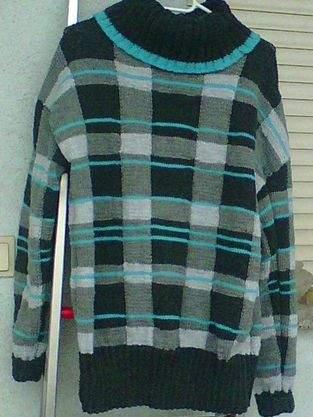 Makerist - Pullover der etwas anderen Art - 1