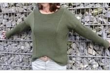 Makerist - Leger gestrickter Pullover - 1