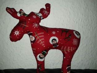 Makerist - Weihnachts Elch - 1