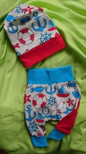Makerist - Kindermütze und -hose  - Nähprojekte - 2