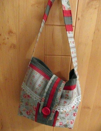 Makerist - Tasche - Patchwork-Projekte - 1