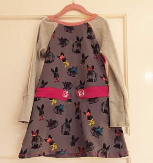 Makerist - Ein Kleid Alma für meine 4jährige Tochter - 1