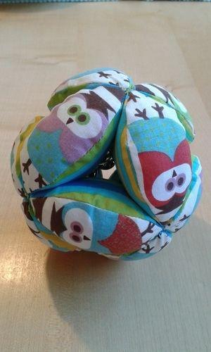 Makerist - Greifball - Nähprojekte - 1