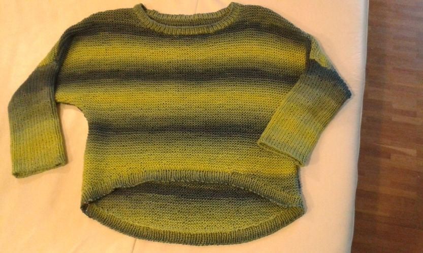 Makerist - Pullover - Strickprojekte - 1