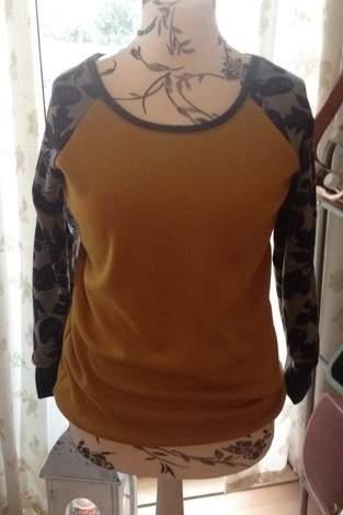 Makerist - Raglan Shirt  - 1