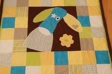 Makerist - Krabbeldecke - Hund / für meinen kleinen Neffen Kurt  - 1