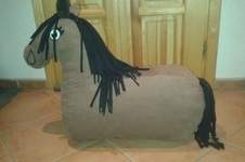 Makerist - Reittier Pferd nach dem Schnittmuster von Frau Schreiner - 1