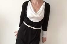 Makerist - Kleid/Tunika Smilla von Susi`s Kreation aus weich fließendem Jersey - 1