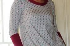 Makerist - Relax Shirt-Kleid von lenipepunkt für mich selber - 1