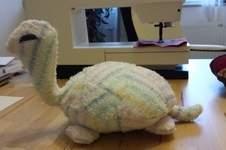 Makerist - Schildkröte aus Frottee für meinen Enkel. - 1