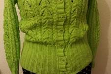 Makerist - Strickjacke - 1