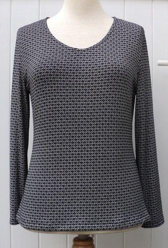 """Makerist - T-shirt, débardeur et robe """"Valery"""" - Créations de couture - 1"""