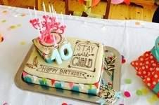 Makerist - Geburtstagstorte für eine wilde 10jährige... - 1