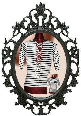 Makerist - T-shirt marin - 1