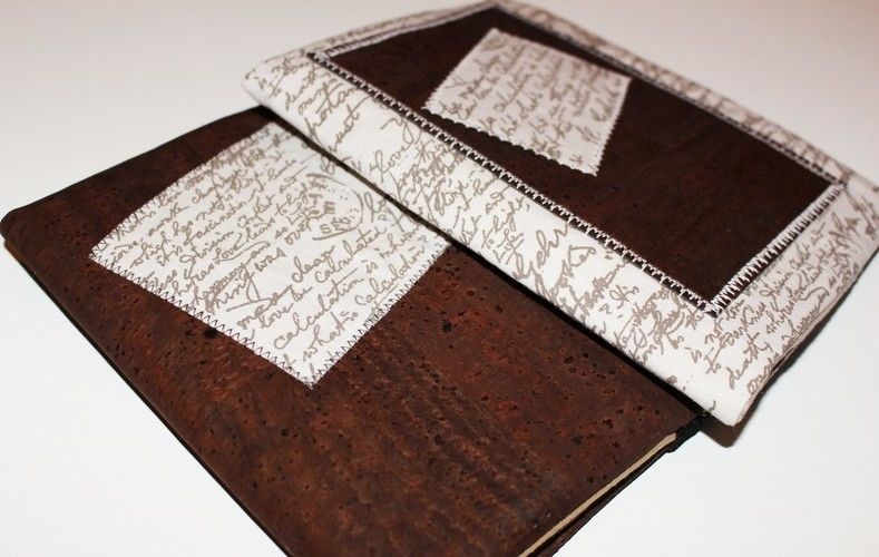 Makerist - Design Award Kork: E-Book Reader Hülle - Nähprojekte - 1