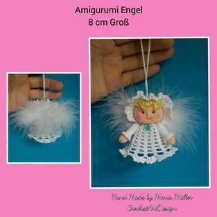 Makerist - Amigurumi Engel   - 1