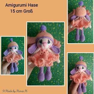 Makerist - Amigurumi Mini Häschen - 1