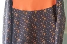 Makerist - Hübscher Sternenhoodie für meine Mama - 1