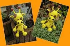 Makerist - Giraffe SIANA - 1