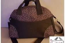 Makerist - Meine Retro Bag aus Kunstleder  - 1