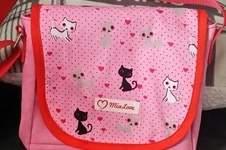 Makerist - Kindergartentasche für meine 3 jährige süße Enkelin♡♡♡ - 1