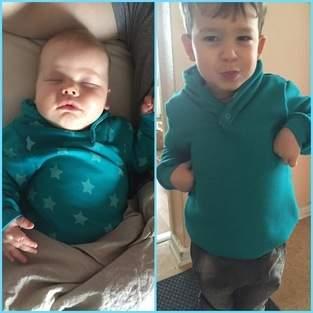 Makerist - Herz-Buben Pullover für meine Herz-Buben - 1