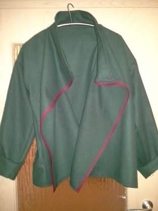 Makerist - Meine erste Jacke - Ira von Erbsünde aus Bekleidungsfilz. - 1