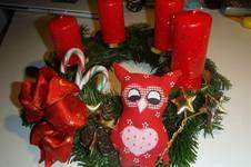 Makerist - Adventkranz - 1