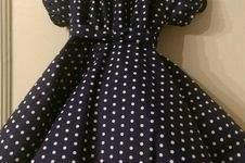 Makerist - Petticoatkleid, Baumwollstoff. Für meine Enkeltochter - 1
