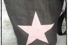 """Makerist - Umhängetasche""""Stars""""  - 1"""