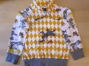 Makerist - Tom& Jerry sweater, boxer short - 1