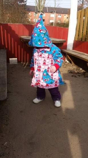 Makerist - Gartenzwerg, Jersey, Für meine Tochter - 1