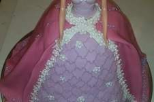 Makerist - Barbie Torte  - 1