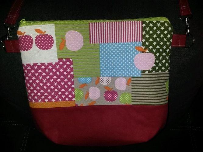Makerist - Patchworktasche für Faule - Nähprojekte - 1