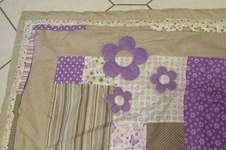 Makerist - Patchwork-Tagesdecke  - 1