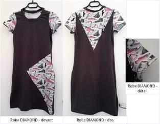 Makerist - DIAMOND Kleid - 1