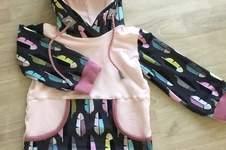 Makerist - Kinderpullover für meine lieblingsnichte mit ganz viel liebe genäht  - 1