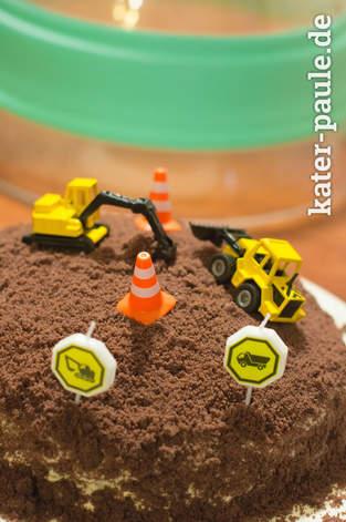 Makerist - Baustellen-Kuchen  - 1