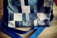 Makerist - Jeans-Flicken-Tasche - 1