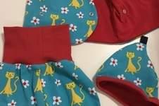 Makerist - Babyset Agnes. Aus Bio Baumwolljersey. Für eine Freundin - 1