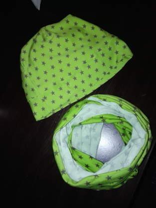 Makerist - mütze und ein loop  - 1
