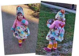 Makerist - Ballonkleid für meine Mini!  - 1