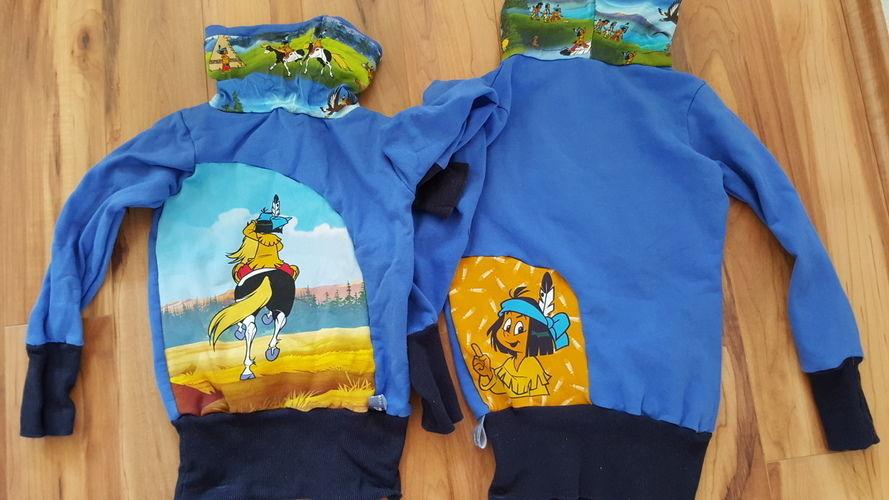Makerist - Yakari-Jungen-Pullover super weich und Einzigartig - Nähprojekte - 2