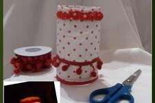 Makerist - Lichtglas - Einweckglas zum Lichtspender umfunktioniert! - 1