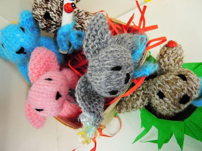 Makerist - die Osterhasen sind los!_1 - Strickprojekte - 1