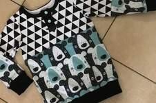 Makerist - Die Bären sind los 😂 Ein Casual Button Shirt für meinen Sohn in Gr 98  - 1