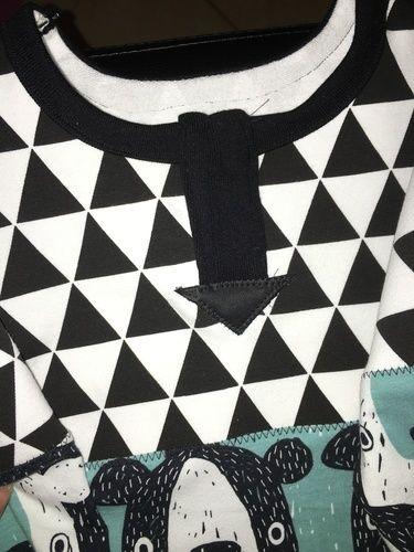 Makerist - Die Bären sind los 😂 Ein Casual Button Shirt für meinen Sohn in Gr 98  - Nähprojekte - 2
