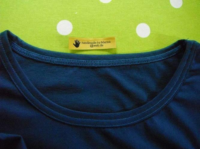Makerist -  mit Overlock und Coverlock genäht Herren T- shirt XXXL - Nähprojekte - 1