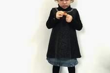 Makerist - Eine Winter-Pipoca - Wolltunika für meine Tochter - 1