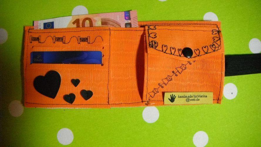Makerist - Nähen macht glücklich Börse für mich  - Nähprojekte - 2